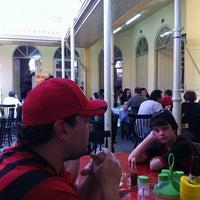 Photo taken at Mercado Municipal do Café by Daniel Photografo on 7/21/2012