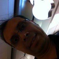 Photo taken at Apple Pacific Centre by Javier G. on 7/24/2012