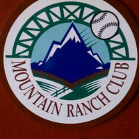 Photo taken at Mountain Ranch Club at Coors Field by Paul S. on 9/19/2011