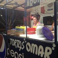 Photo taken at Tortas Don Omar by Tony E. on 2/24/2012