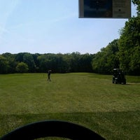 Photo taken at Indian Boundary Golf Course by Vincent A. on 5/14/2012