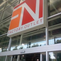 Photo taken at FN Factory Outlet by Ruangwit W. on 12/11/2011