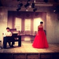Снимок сделан в САД театр пользователем Olga 8/4/2012