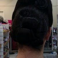 Photo taken at Salon Bella Vie by Elaine on 10/16/2011