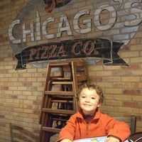 Photo taken at Joe Chicago's Pizza by Bryan W. on 10/28/2011