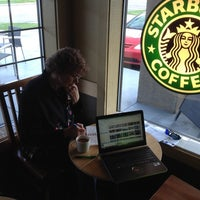 Photo taken at Starbucks by Patrick S. on 4/17/2012