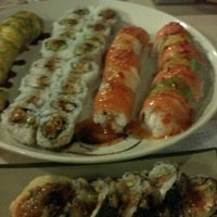 Photo taken at Sushi Ya by Chaotic S. on 6/23/2012