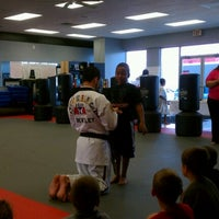 Photo taken at Legacy Martial Arts by Emily on 9/9/2012
