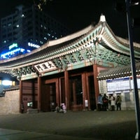 Photo taken at Daehanmun by Jungyoun on 2/14/2012