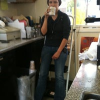 Photo taken at Baristas by Kymberly D. on 10/28/2011