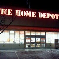 Photo taken at The Home Depot by christian .. on 1/11/2012