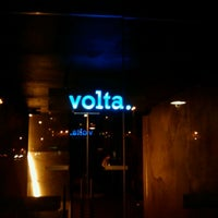 Photo taken at Volta by Peter H. on 10/12/2011