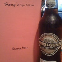 Photo taken at Harry's Cigar & Brew by Madelyn B. on 3/8/2012