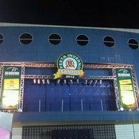 Photo taken at Arena Santos by Francisco C. on 7/25/2012