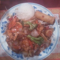 Photo taken at Twin Lion Chinese Restaurant by Kevin B. on 8/19/2012