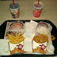 Photo taken at Burger King by Fernando C. on 1/13/2012