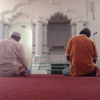 Photo taken at Badulla Grand Mosque - Masjid by Ilham on 7/26/2012