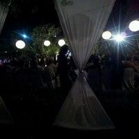 Photo taken at Kasa Bunga Garden Restaurant by Dee O. on 6/8/2012