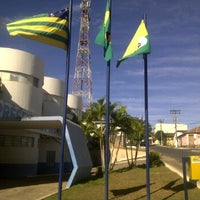 Photo taken at Prefeitura Municipal de Uruaçu by FRANKLIN R. on 2/29/2012