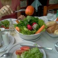 Photo taken at Churrascaria Veneza by Pedro on 1/30/2012