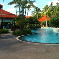 Photo taken at Meritus Pelangi Beach Resort & Spa Langkawi by Bernard on 8/6/2011