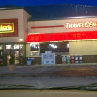 Photo taken at Pilot Travel Center by Jaime K. on 1/14/2012