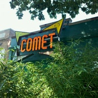 Photo taken at Comet Ping Pong by Brian G. on 8/20/2011