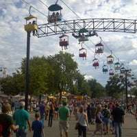 Photo taken at Minnesota State Fairgrounds by Jan K. on 8/30/2011