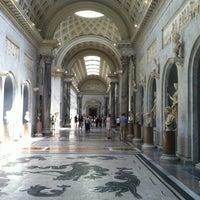 Foto scattata a Musei Vaticani da Alexey F. il 7/2/2012