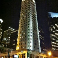 Photo taken at W Minneapolis - The Foshay by Hillary P. on 3/29/2012