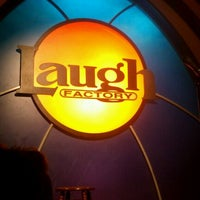 Photo taken at Laugh Factory by Michael H. on 3/8/2012