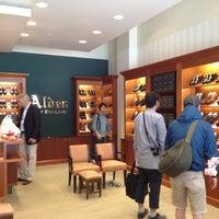 Photo taken at Alden New England Shoes by Noriyuki M. on 6/15/2012