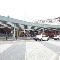 Photo taken at Asakadai Station (TJ13) by ナミ on 6/28/2012