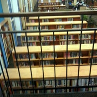 Photo taken at St. Petersburg Library by Eric R. on 1/15/2012