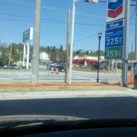 Photo taken at Chevron by Koren on 3/1/2011