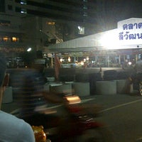 Photo taken at ตลาดลีวัฒนา @นครศรีธรรมราช by กัทลี แ. on 10/8/2011