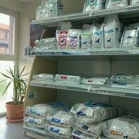 Photo taken at Clinique Vétérinaire by Jennifer R. on 1/5/2012