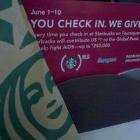 Photo taken at Starbucks by Sara M. on 6/3/2012