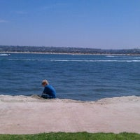 Photo taken at Mission Bay Park by Eric H. on 8/20/2011