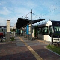 Photo taken at Iwasehama Station by た け. on 10/28/2011