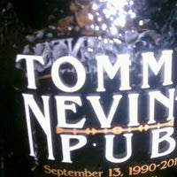 Photo taken at Tommy Nevin's Pub Naperville by James K. on 9/14/2011