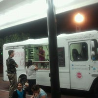 Photo taken at Corner Cupcakes Truck by Rudy F. on 11/30/2011