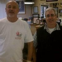 Photo taken at Franco's MVP barber shop by Chris T. on 9/1/2011