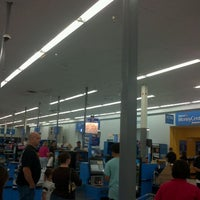 Photo taken at Walmart Supercenter by Jonas D. on 9/10/2011