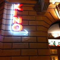 Photo taken at Kino Café by R A. on 1/8/2011
