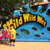 Photo taken at Wild Wild Wet by AnGeL T. on 6/17/2012