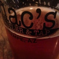 Photo taken at Mac's Broiler & Tap by Ryan E. on 12/18/2011
