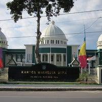 Photo taken at Kantor Walikota Bima by Dinarni Efta S. on 2/7/2012