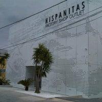 Photo taken at Hispanitas Factory-Shop by Fernando M. on 4/21/2011