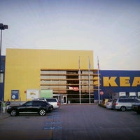 Photo taken at IKEA Houston by Kaleb F. on 10/3/2011